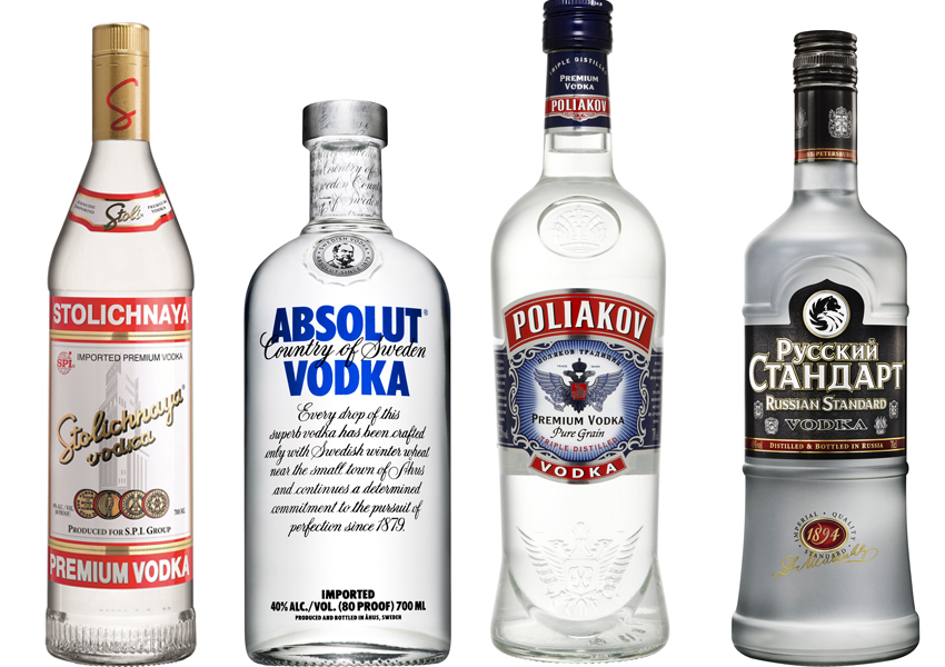 Vodka Quartet